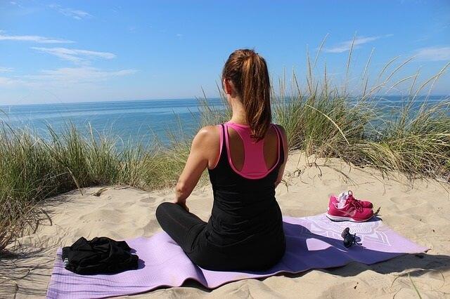 Meditation yoga zen
