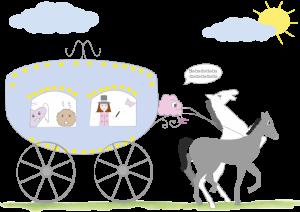 La métaphore du carrosse