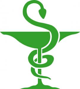Caducée pharmacie