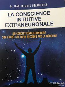 Cerveau - conscience intuitive extraneuronale - 1ère couv