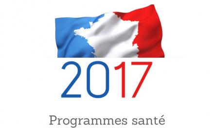 Programmes santé des candidats à la présidentielle 2017