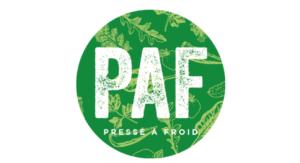 PAF LE JUS logo