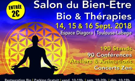 Salon du Bien-être, Bio et Thérapies