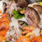 Alimentation et produits de la mer