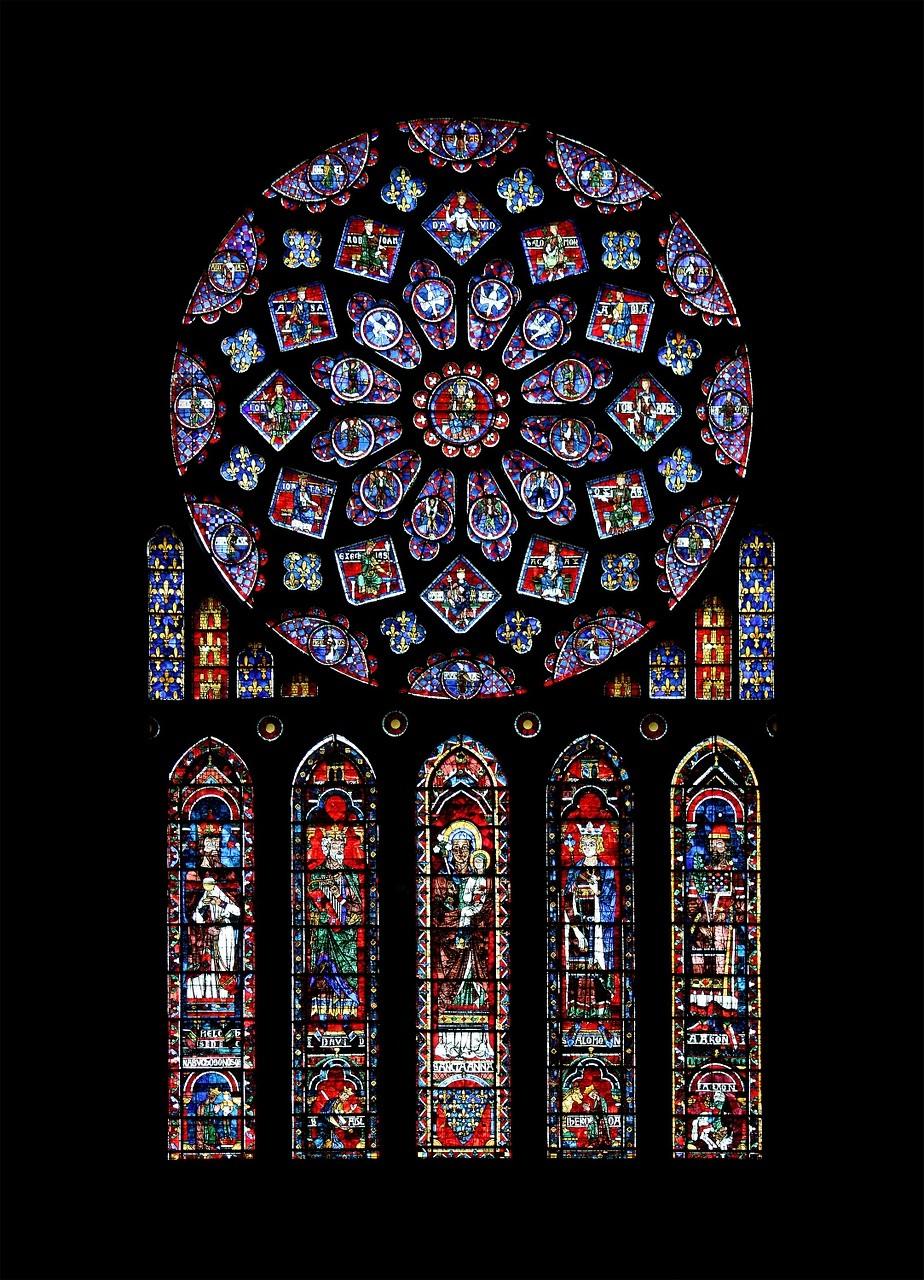 mandala-cathedrale-de-Chartres