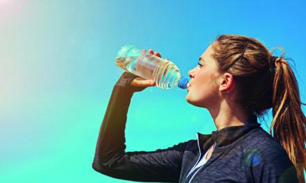 Canicule et chaleur : hydratez-vous