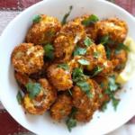Chou-fleur rôti au beurre d'amande : recette végétarienne