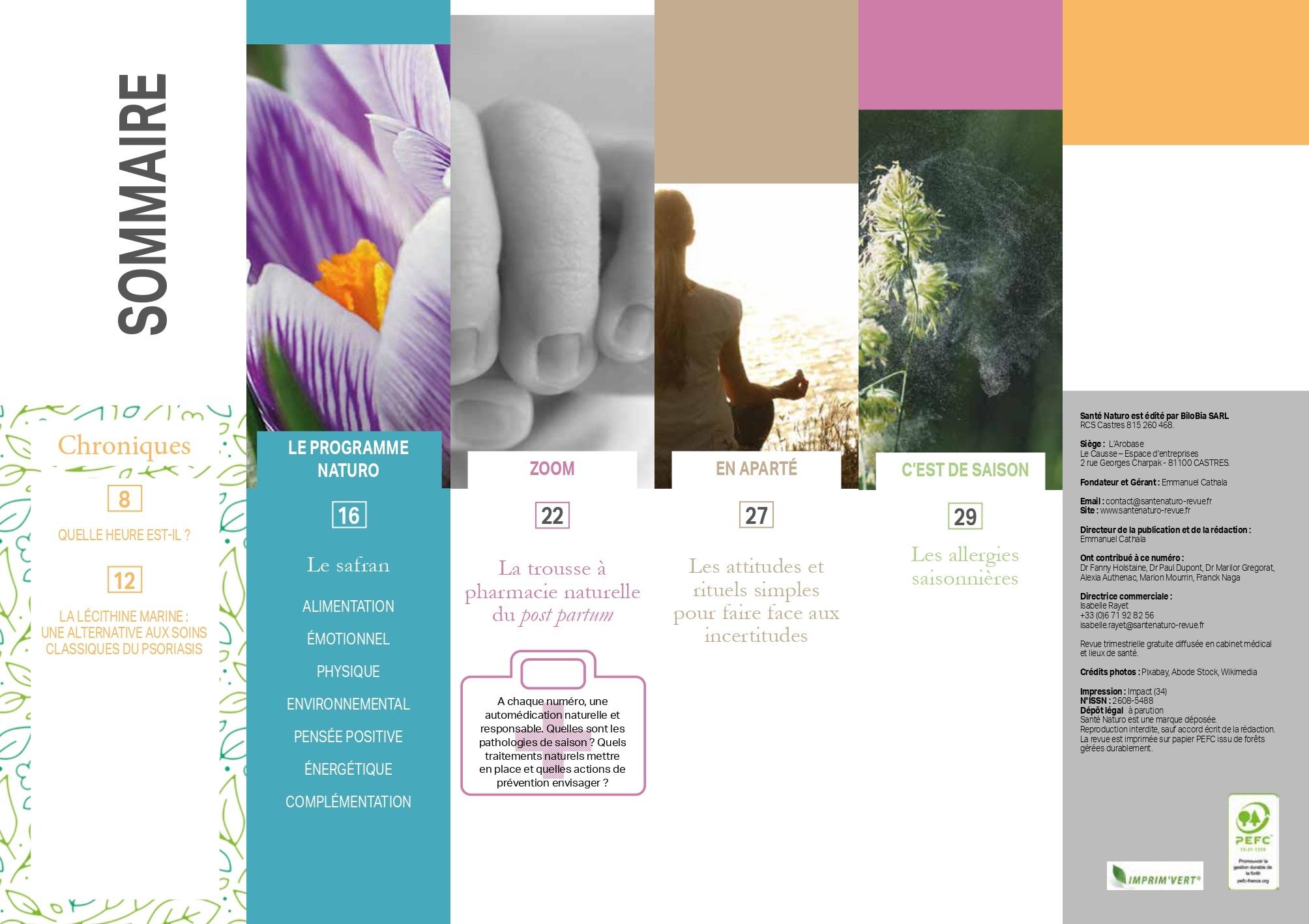 sante-naturo-14-naturopathie-sante-naturelle-integrative-holistique-et-medecines-douces-sommaire